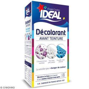 Ideal Décolorant tissus avant teinture spécial lave-linge - 330 g - Détachant, Teinture, Imperméabilisant