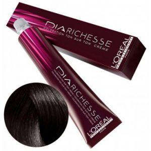 L'Oréal Dia Richesse N°5.52 Châtain clair acajou irisé - Coloration semi permanente