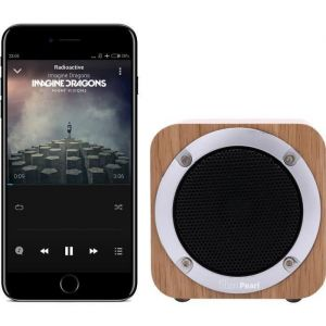 Platyne EN 34 - Enceinte style vintage portative Bluetooth