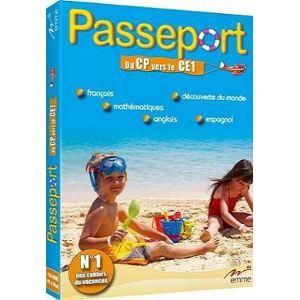Passeport : Du CP vers le CE1 [Windows, Mac OS]