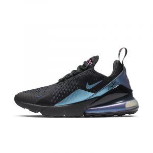 Nike Chaussure Air Max 270 Femme - Noir - Couleur Noir - Taille 38