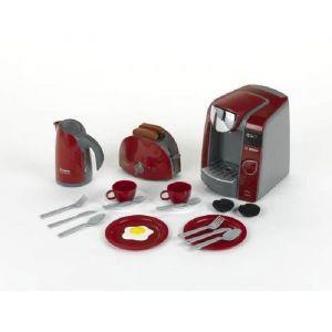 Klein 9541 - Set petit-déjeuner Bosch avec machine à expresso Tassimo