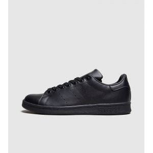 Adidas Originals Stan Smith, Sneakers Basses Mixte Adulte,Noir (Black/Black), 41 1/3 EU