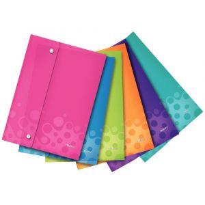 Leitz Classeur 4469-00-99 rose, bleu, vert, lilas, turquoise, orange 6 pc(s)