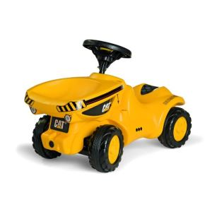 Rolly Toys Porteur Dumper Caterpillar