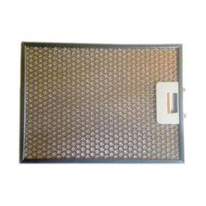 De Dietrich 64357 - Filtre métal anti-graisse (à l'unité) 300 x 240 mm