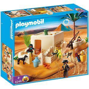 Playmobil 4246 - Pilleurs et cachette