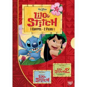 Coffret Lilo et Stitch 1 et 2