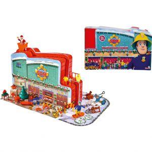 Simba Toys Calendrier de l'avent Sam le pompier