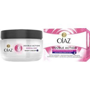 Olaz Crème double action peaux normales/sèches