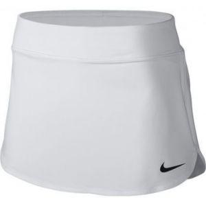 Nike Pure Skirt %u2013 Jupe pour Femme L Blanc/Noir (Blanc/Noir)