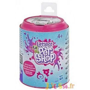 Hasbro Littlest PetShop Rafraîchissants - Canette Mystère
