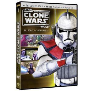 Star Wars : The Clone Wars - Saison 3, Volume 1