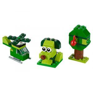 Lego Briques créatives vertes - Classic - 11007