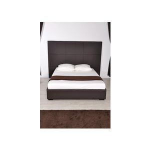 Lit Skin 140 x 190 cm avec tête de lit