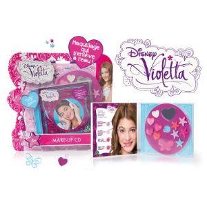 Giochi Preziosi Maquillage Violetta : Make Up CD