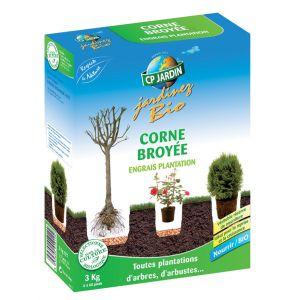 Cp jardin Corne broyéeengrais plantation 3 kg