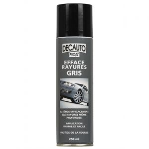 Decauto Efface-rayures gris 250 ml
