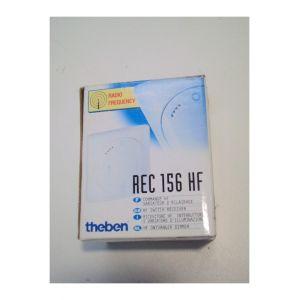 Theben Variateur recepteur encastré HF 433mhz mini 40w maxi 250w alim 230V REC 156hf 1030156