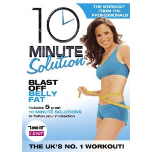 10 Minute Solution : Blast Off Belly Fat