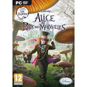 Alice au Pays des Merveilles (inspiré du film de Tim Burton) [PC]