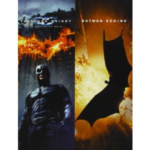 Coffret Batman : Batman Begins + The Dark Knight