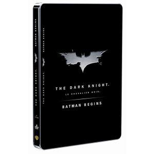 Coffret Batman : Batman Begins + The Dark Knight