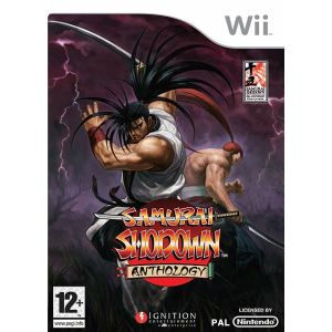 Samurai Shodown Anthology [Wii]