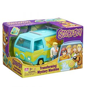 Character Options Scooby-Doo - Transforming Mystery Machine