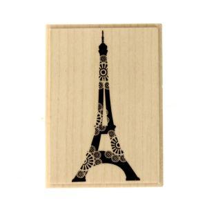 Aladine Tampon Tour Eiffel dentelle