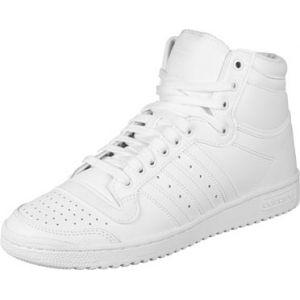 Adidas Baskets montantes TOP TEN HI blanc - Taille 40,42,44,46,39 1/3,40 2/3,41 1/3,43 1/3,44 2/3,45 1/3,46 2/3,48,48 2/3,49 1/3