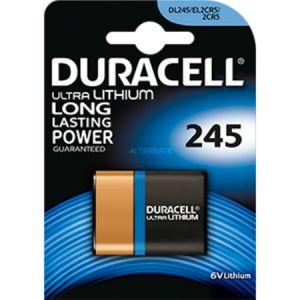 Duracell Ultra M3 2 piles CR5 Lithium 1400 mAh