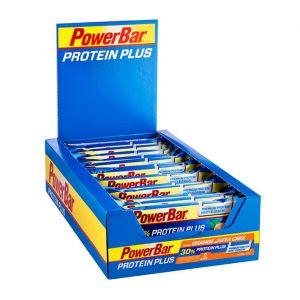Powerbar Protein Plus 30% (High in protein) - 15x55g orange