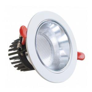 Delitech Encastrable LED 13W - 83DL3 - SMD Samsung - Blanc Chaud