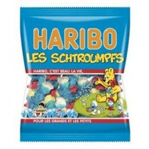 Haribo Les Schtroumpfs
