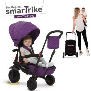 SmarTrike Tricycle Pliant SmartFold 700 - Violet