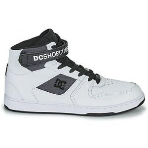 DC Shoes Baskets montantes PENSFORD SE blanc - Taille 39,40,41,42,43,44,45,46,47,48 1/2