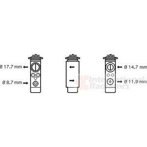 Corteco Joint d'étanchéité (collecteur d'échappement) PEUGEOT 306, CITROEN XSARA (023731P)