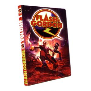 Flash Gordon - Volume 1 (Dessin animé)