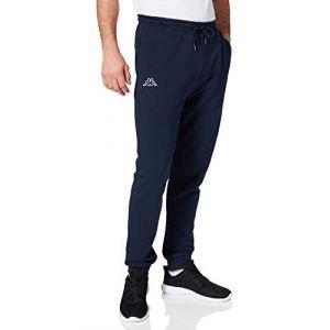 Kappa Pantalon De Survêtement Keldi Pant H Marine Molleton Bleu 42944