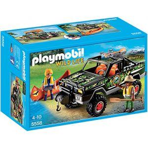 Playmobil 5558 Wild Life - Pickup