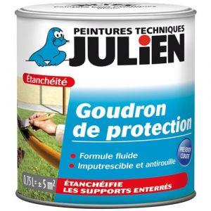 Julien Goudron de protection Noir Satiné 0,75 L
