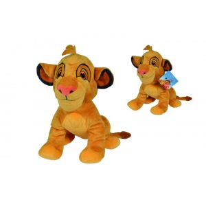 Simba Toys LE ROI LION Peluche - 50 cm - Disney Animaux