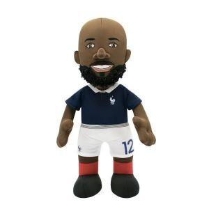 Bleacher Creatures Poupluche FFF Equipe de France : Lassana Diarra 25 cm