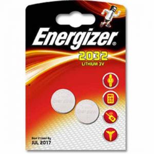 Energizer CR2032 - Piles x2