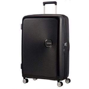 American Tourister Valise rigide cabine spinner Soundbox 4R 55 cm