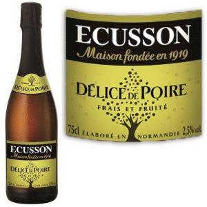 Image de Ecusson Cidre Délice de poire