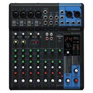 Yamaha MG10XU table de mixage