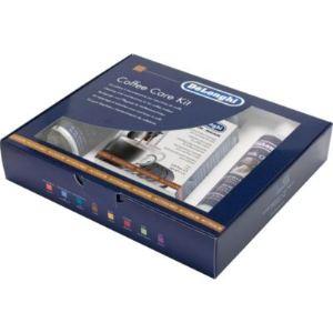 Delonghi SER 3012 - Kit nettoyage et entretien complet pour machines à café automatique