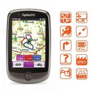 Mio Cyclo 200 - GPS étanche pour vélo